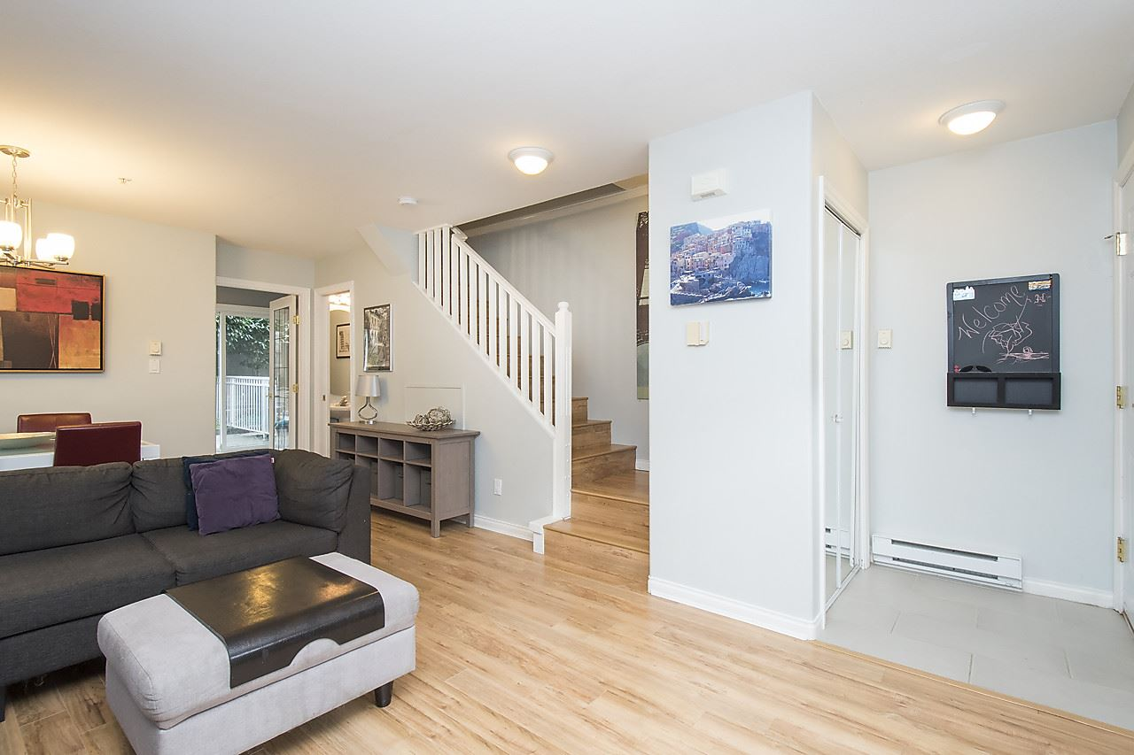 Photo 7: 1328 MAHON AVENUE in North Vancouver: Central Lonsdale Townhouse for sale : MLS® # R2156696