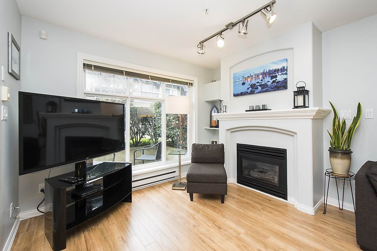 Photo 5: 1328 MAHON AVENUE in North Vancouver: Central Lonsdale Townhouse for sale : MLS® # R2156696