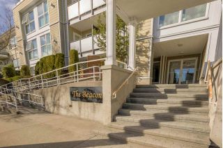 Main Photo: 105 1519 GRANT AVENUE in Port Coquitlam: Glenwood PQ Condo for sale : MLS®# R2249363