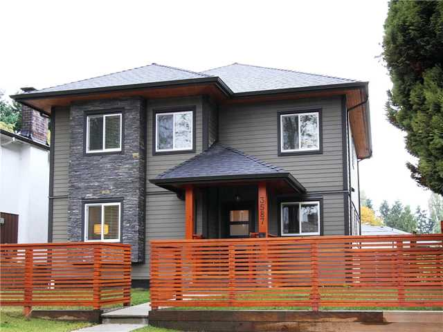 Main Photo: 3587 GLADSTONE Street in Vancouver: Grandview VE House for sale (Vancouver East)  : MLS®# V978158