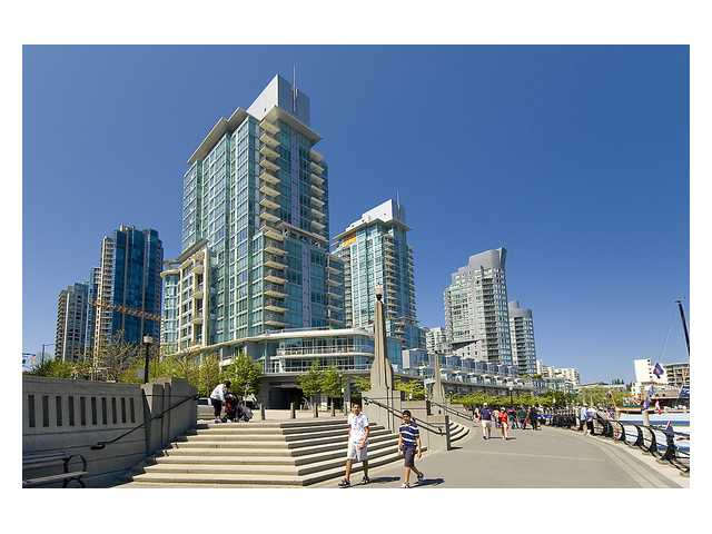 "Main Photo: # 1301 499 BROUGHTON ST in Vancouver: Coal Harbour Condo for sale in ""The Denia"" (Vancouver West)  : MLS® # V1027746"
