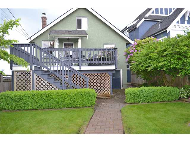 Photo 20: 153 W 20TH AV in Vancouver: Cambie House for sale (Vancouver West)  : MLS® # V1065307