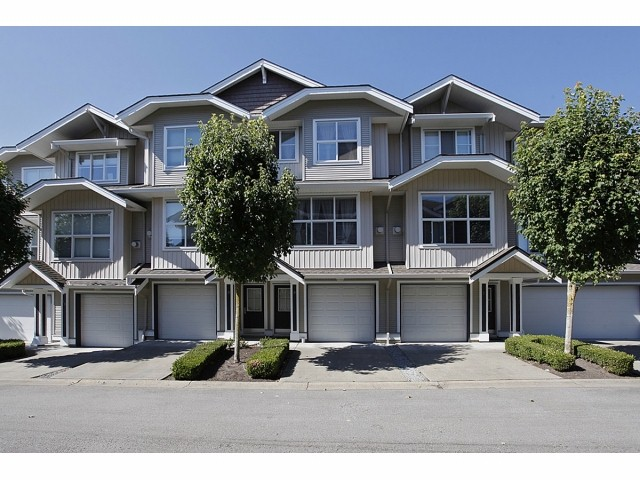 Main Photo: 8 20460 66 Avenue in Langley: Willoughby Heights Townhouse for sale : MLS® # F1417811