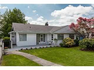 Main Photo: 1920 SEVENTH AV in New Westminster: West End NW House for sale : MLS® # V1063022
