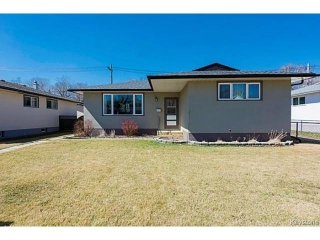 Main Photo: 278 Rouge Road in Winnipeg: Westwood Single Family Detached for sale : MLS®# 1509508