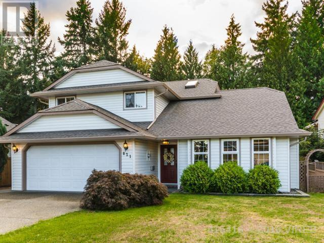 Main Photo: 821 BROOKFIELD DRIVE in NANAIMO: House for sale : MLS® # 415416