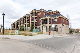 Main Photo: 108 500 Palisades Way: Sherwood Park Condo for sale : MLS®# E4108389