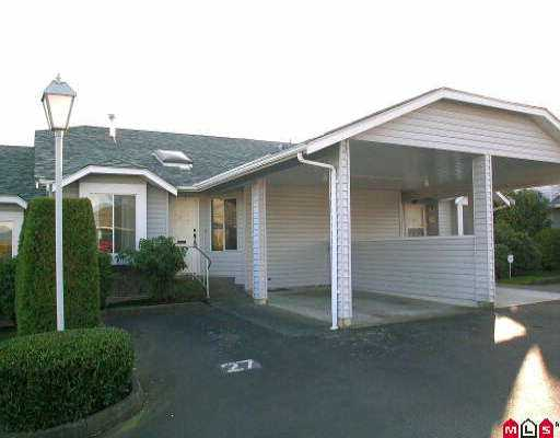 "Photo 1: 27 2989 TRAFALGAR ST in Abbotsford: Central Abbotsford Townhouse for sale in ""SUMMER WYND MEADOWS"" : MLS(r) # F2603618"