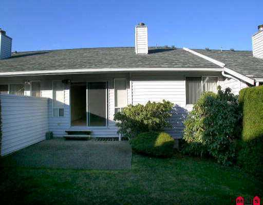 "Photo 8: 27 2989 TRAFALGAR ST in Abbotsford: Central Abbotsford Townhouse for sale in ""SUMMER WYND MEADOWS"" : MLS® # F2603618"