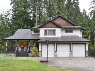 "Main Photo: 13090 ALOUETTE Road in Maple Ridge: Websters Corners House for sale in ""ALLCO ESTATES"" : MLS(r) # V985557"