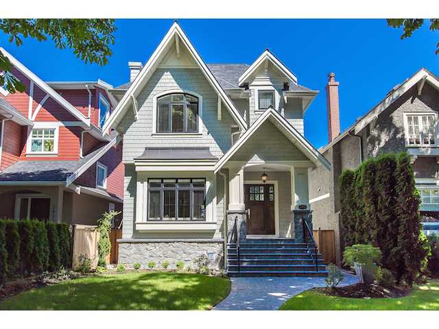 Main Photo: 2907 W 35TH AV in Vancouver: MacKenzie Heights House for sale (Vancouver West)  : MLS® # V1077772
