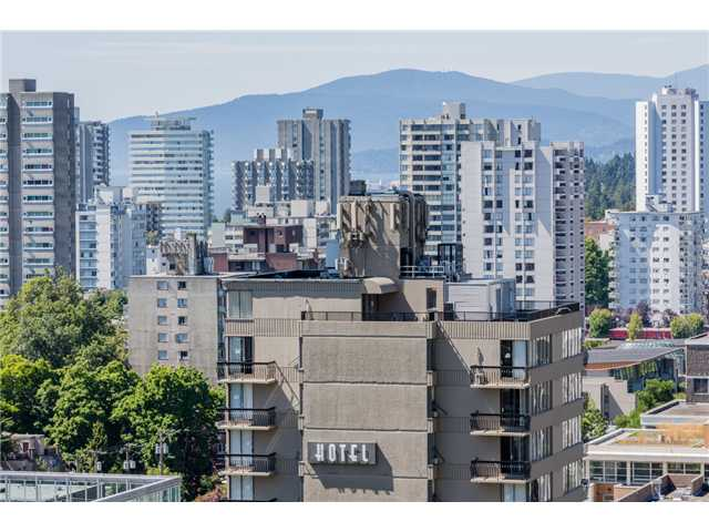 Photo 11: # 1003 717 JERVIS ST in Vancouver: West End VW Condo for sale (Vancouver West)  : MLS® # V1078061