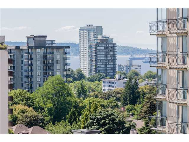 Photo 16: # 1003 717 JERVIS ST in Vancouver: West End VW Condo for sale (Vancouver West)  : MLS® # V1078061