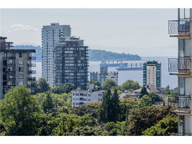 Main Photo: # 1003 717 JERVIS ST in Vancouver: West End VW Condo for sale (Vancouver West)  : MLS® # V1078061