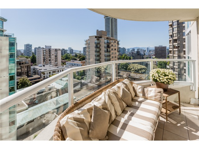 Photo 15: # 1003 717 JERVIS ST in Vancouver: West End VW Condo for sale (Vancouver West)  : MLS® # V1078061