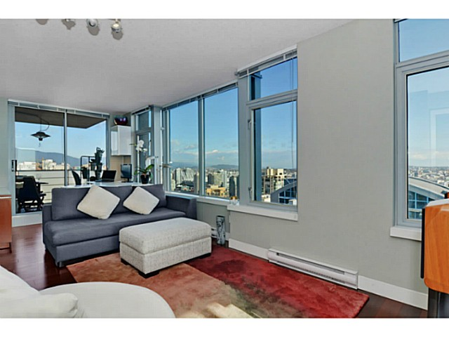 Main Photo: # 3202 1255 SEYMOUR ST in Vancouver: Downtown VW Condo for sale (Vancouver West)  : MLS(r) # V1108433