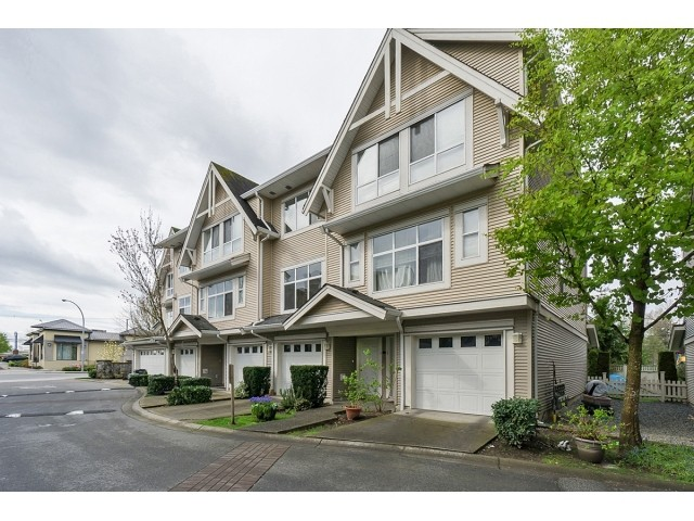 Main Photo: # 4 6450 199TH ST in Langley: Willoughby Heights Condo for sale : MLS®# F1436478
