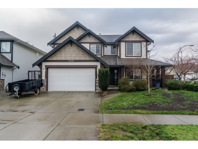 Photo 1: 2836 BOXCAR STREET in Abbotsford: House for sale : MLS® # R2024003
