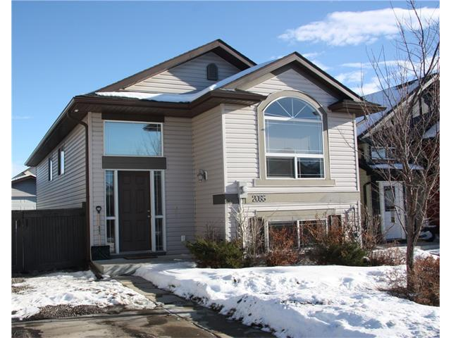 Main Photo: 2086 BRIDLEMEADOWS MR SW in Calgary: Bridlewood House for sale : MLS® # C4045933