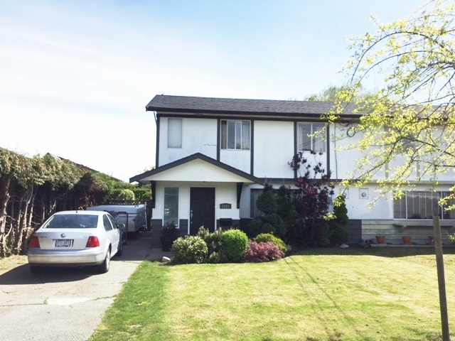 Main Photo: 5225 MAPLE CRESCENT in Delta: Delta Manor House 1/2 Duplex for sale (Ladner)  : MLS®# R2062076