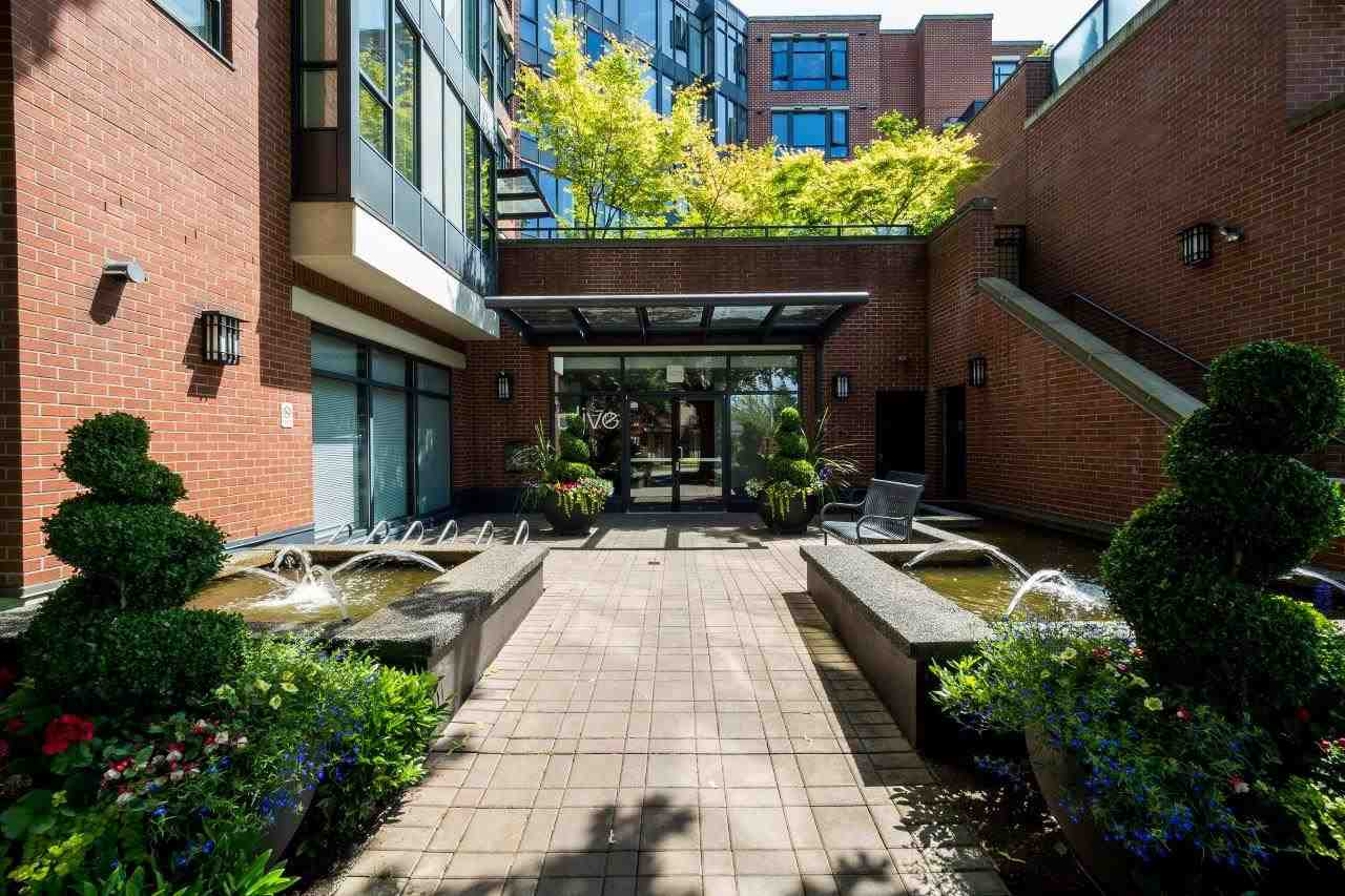 Main Photo: 228 3228 TUPPER STREET in Vancouver: Cambie Condo for sale (Vancouver West)  : MLS®# R2076333