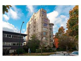 Main Photo: 701 - 1290 Burnaby Street in Vancouver: West End VW Condo for sale (Vancouver West)  : MLS® # V1141211