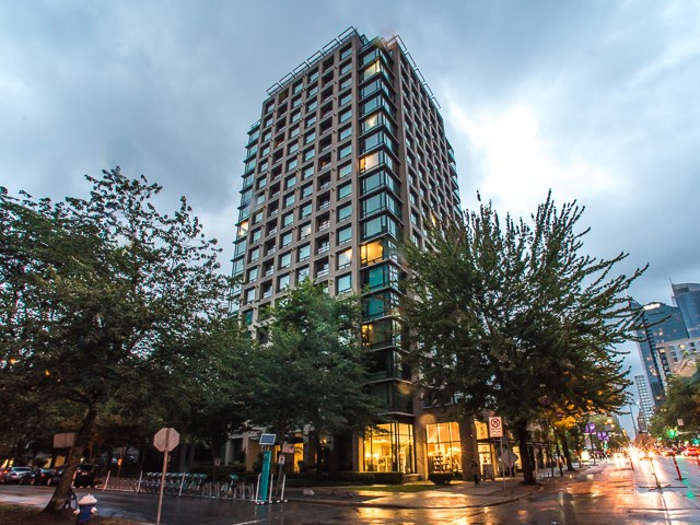 Main Photo: 1202 1003 Burnaby Street in Vancouver: West End VW Condo for sale (Vancouver West)