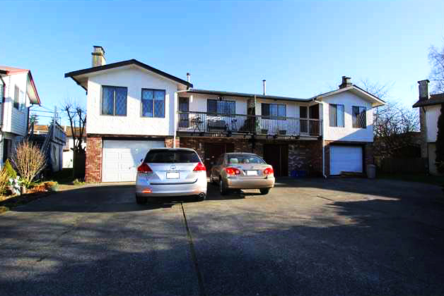Main Photo: 11800 Seaton Road in Richmond: Ironwood House 1/2 Duplex for sale : MLS® # V1045908