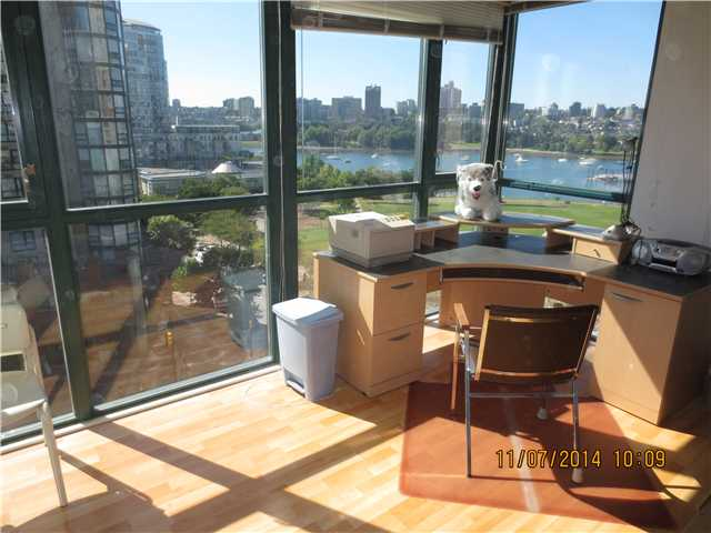 Main Photo: 903 289 Drake Street in Vancouver: Yaletown Home for sale (Vancouver West)  : MLS® # V1075505