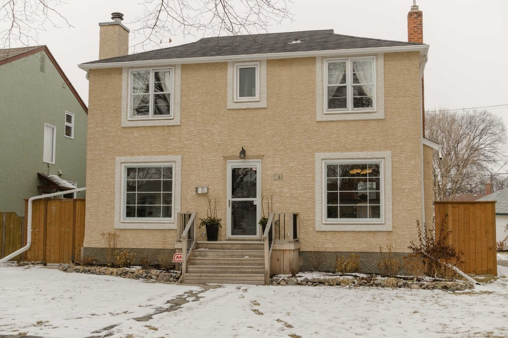 Main Photo: 1161 Mulvey Avenue in Winnipeg: Single Family Detached for sale (Crescentwood)  : MLS® # 1506947