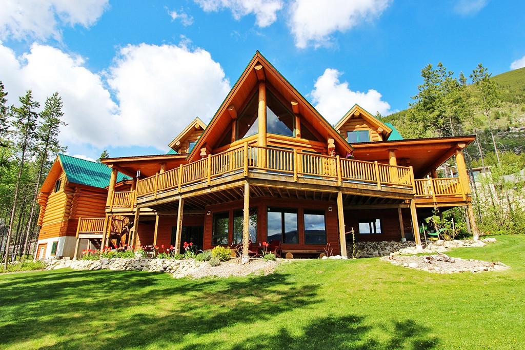 HD wallpapers log homes for sale shuswap lake bc