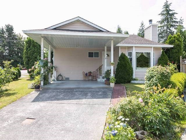 Main Photo: 11807 GREENHAVEN COURT in Pitt Meadows: Central Meadows House for sale : MLS® # R2090280