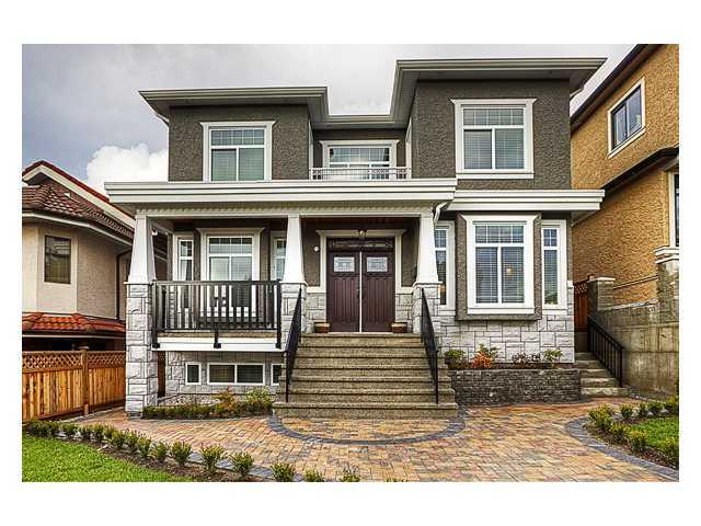 Main Photo: 4857 OXFORD Street in Burnaby: Capitol Hill BN House for sale (Burnaby North)  : MLS(r) # V975040