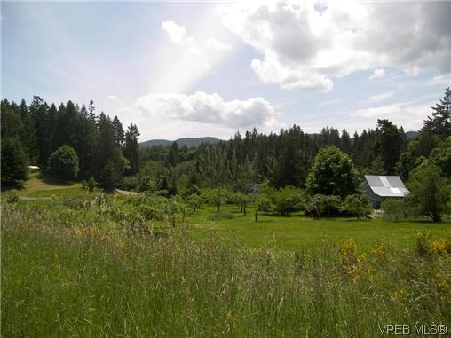 Main Photo: Lot 3 Highwood Place in SALT SPRING ISLAND: GI Salt Spring Land for sale (Gulf Islands)  : MLS® # 316631