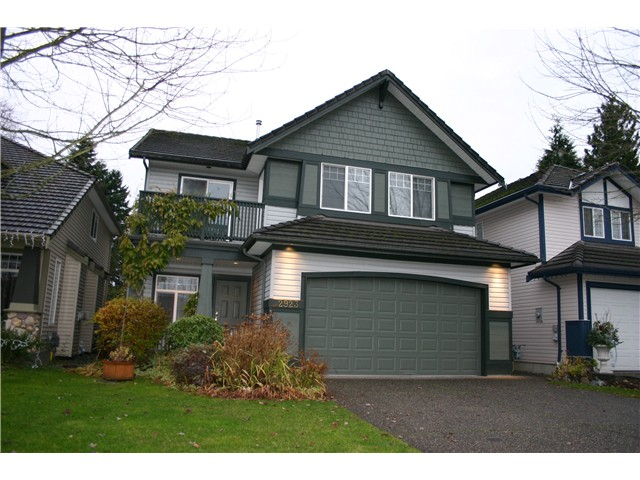 "Main Photo: 2923 PARANA Place in Port Coquitlam: Riverwood House for sale in ""RIVERWOOD"" : MLS® # V981525"