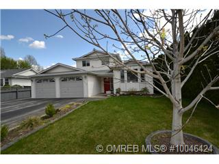 Main Photo: 315 McTavish Road in Kelowna: North Glenmore Residential Detached for sale (Central Okanagan)  : MLS® # 10046424