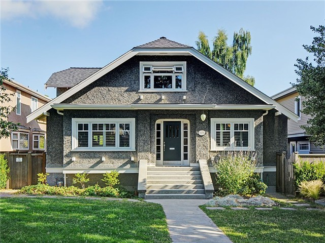 Main Photo: 3575 W 20TH Avenue in Vancouver: Dunbar House for sale (Vancouver West)  : MLS®# V1020508