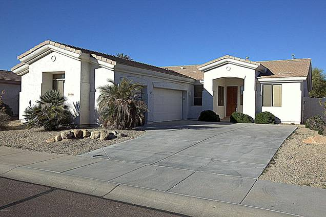 Main Photo: 14480 W. Cora Lane in GOODYEAR: House for sale : MLS® # 5055333