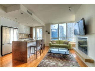 Main Photo: # 1101 1005 BEACH AV in Vancouver: West End VW Condo for sale (Vancouver West)  : MLS® # V1049393