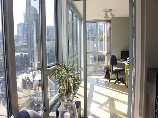 Photo 4: # 504 950 CAMBIE ST in Vancouver: Yaletown Condo for sale (Vancouver West)  : MLS® # V1072231