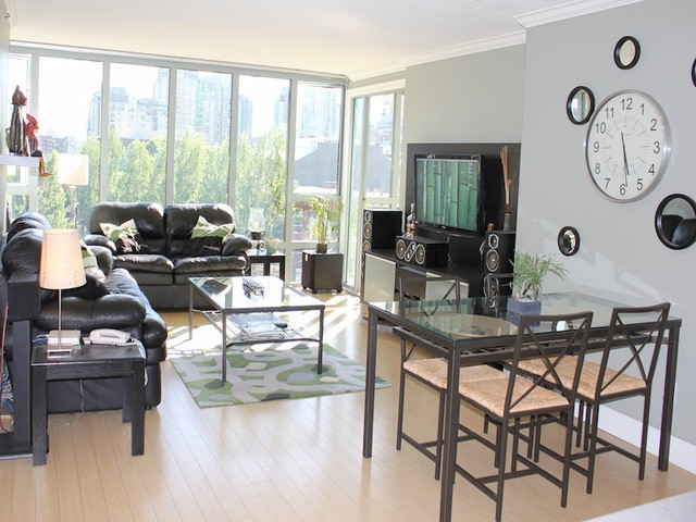 Photo 3: # 504 950 CAMBIE ST in Vancouver: Yaletown Condo for sale (Vancouver West)  : MLS® # V1072231