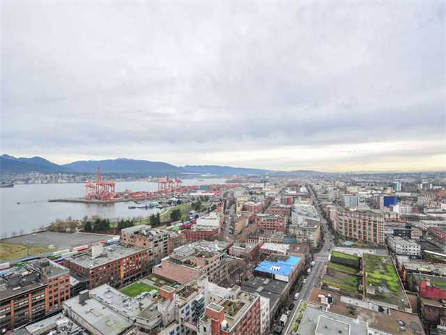 Main Photo: # 2603 108 W CORDOVA ST in Vancouver: Downtown VW Condo for sale (Vancouver West)  : MLS® # V1099076