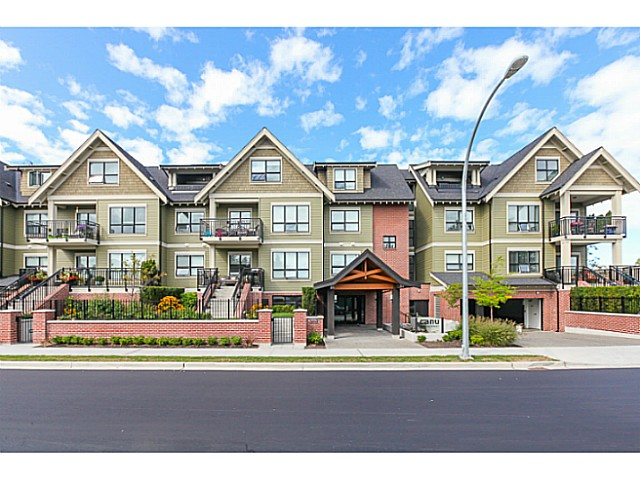 Main Photo: # 306 4689 52A ST in Ladner: Delta Manor Condo for sale : MLS® # V1102897