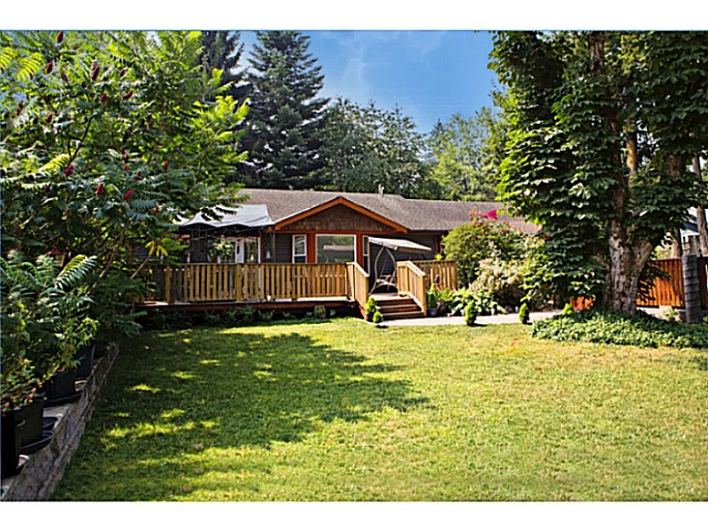 Main Photo: 33086 CHERRY AV in Mission: Mission BC House for sale : MLS® # F1446859