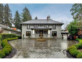 Main Photo: 6530 Marine Crescent in Vancouver: S.W. Marine Dr House for sale (Vancouver West)  : MLS® # V865219