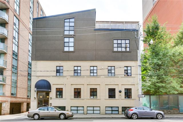 Main Photo: 287 Richmond St E Unit #Ph301 in Toronto: Moss Park Condo for sale (Toronto C08)  : MLS(r) # C3601711
