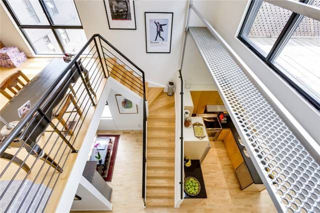 Photo 8: 287 Richmond St E Unit #Ph301 in Toronto: Moss Park Condo for sale (Toronto C08)  : MLS(r) # C3601711