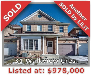 Main Photo: 31 Walkview Crescent in Richmond Hill: Oak Ridges Freehold for sale