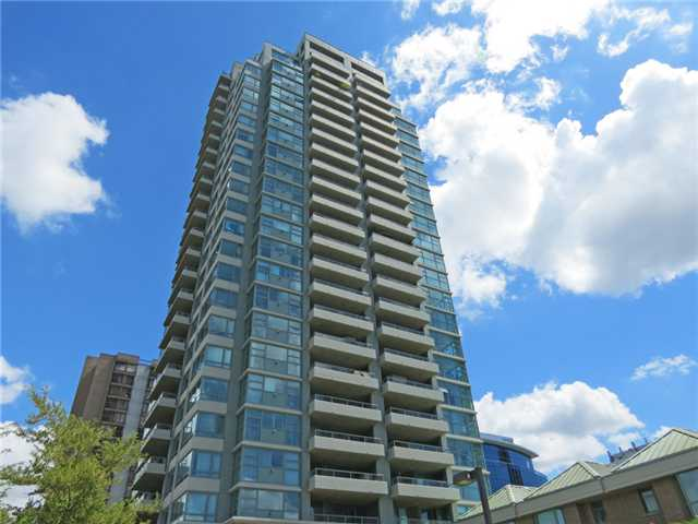 "Main Photo: # 803 4380 HALIFAX ST in Burnaby: Brentwood Park Condo for sale in ""BUCHANAN NORTH"" (Burnaby North)  : MLS® # V1011936"