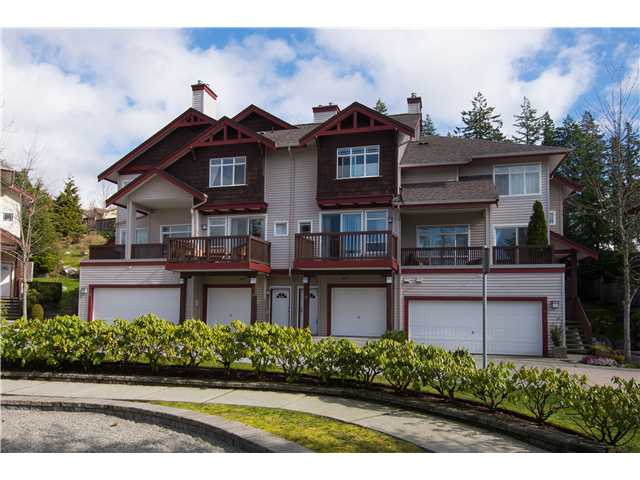 Main Photo: 31 15 Forest Park Way: Townhouse for sale (Port Moody)  : MLS®# V1052511